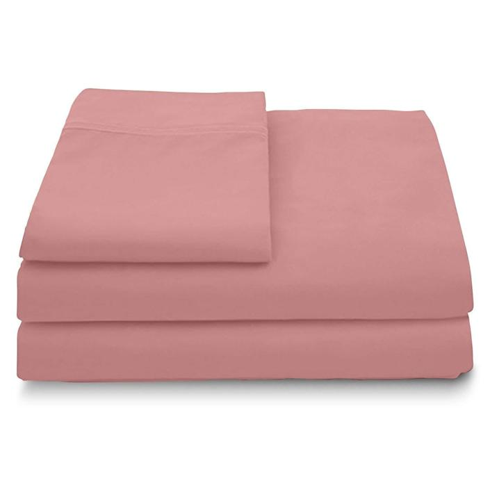Cosy House Collection Luxury Bamboo Sheets (Photo: Amazon)