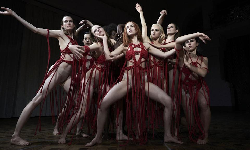 <p>Luca Guadagnino follows up his triumphant <i>Call Me By Your Name</i> (LFF 2017) with Headline Gala <i>Suspiria</i>, paying homage to Dario Argento's horror classic with this delicious feminist update. A complex, supernatural horror exploring notions of corruption, innocence and female power, <i>Suspiria</i> stars Dakota Johnson and Tilda Swinton, both of whom are incandescent at the heart of a fabulous, almost exclusively female cast. </p>