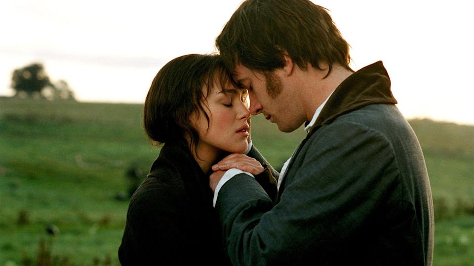 'Pride and Prejudice'. (Credit: United International Pictures)