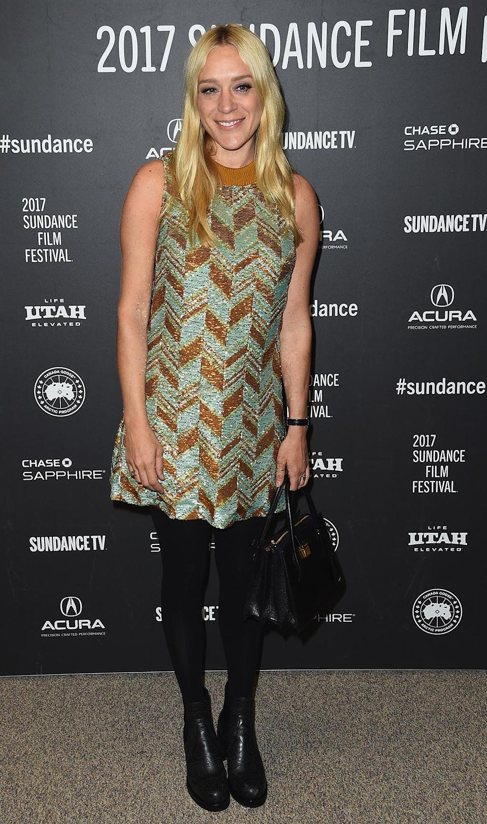 <p>The 'Bloodline' star attends the premiere of 'Beatriz at Dinner' on Jan. 23. (Photo: Nicholas Hunt/Getty Images) </p>
