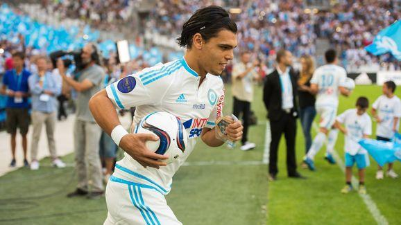 FBL-FRA-FRIENDLY-MARSEILLE-JUVENTUS