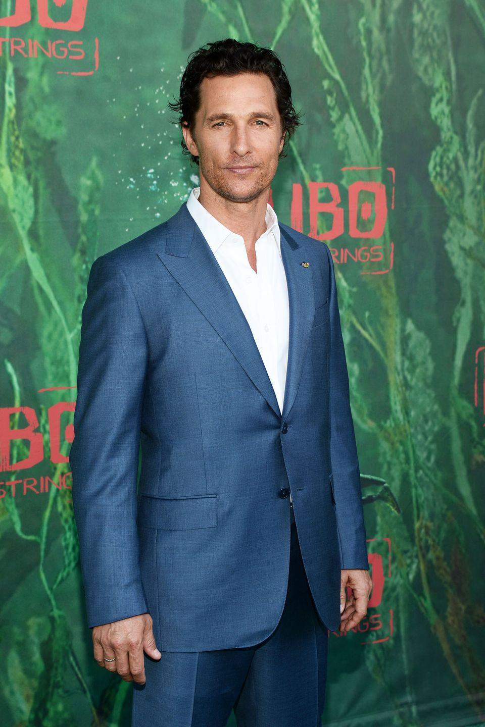 """<p>Matthew McConaughey is a proud University of Texas at Austin alum, but did you know the movie star was also a fraternity brother? He was in <a href=""""http://texasdeltalumni.com/matthew-mcconaughey-92/"""" rel=""""nofollow noopener"""" target=""""_blank"""" data-ylk=""""slk:Delta Tau Delta"""" class=""""link rapid-noclick-resp"""">Delta Tau Delta</a> during his college years.</p>"""