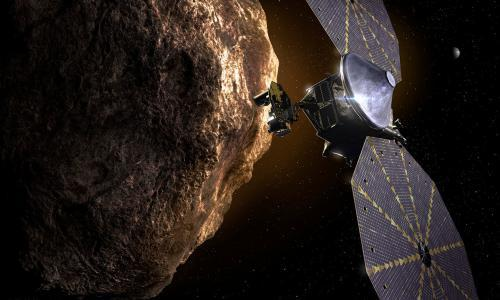 Nasa Trojan asteroids mission on course for October 2021 launch