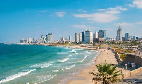 Tel Aviv - Credit: DMITRY PISTROV