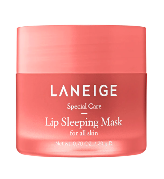 LANEIGE Lip Sleeping Mask. Image via Sephora.