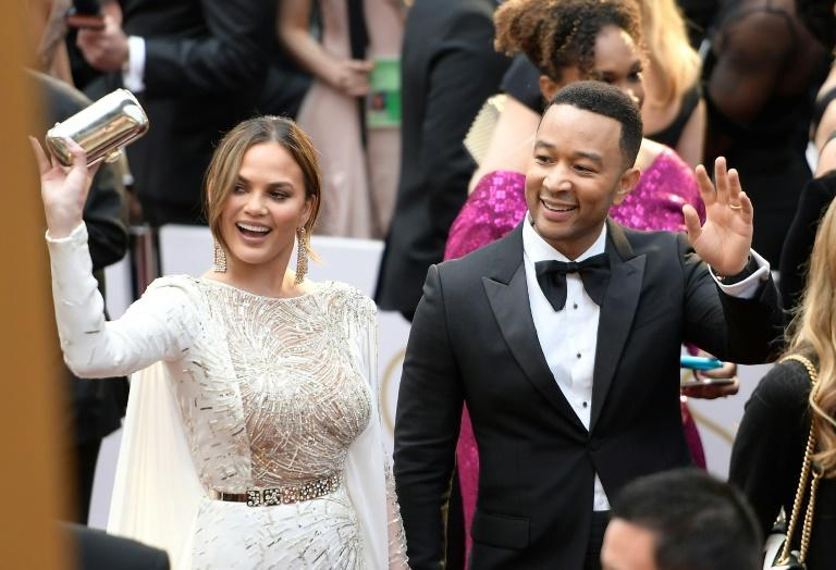 Chrissy Teigan is married to the singer John Legend