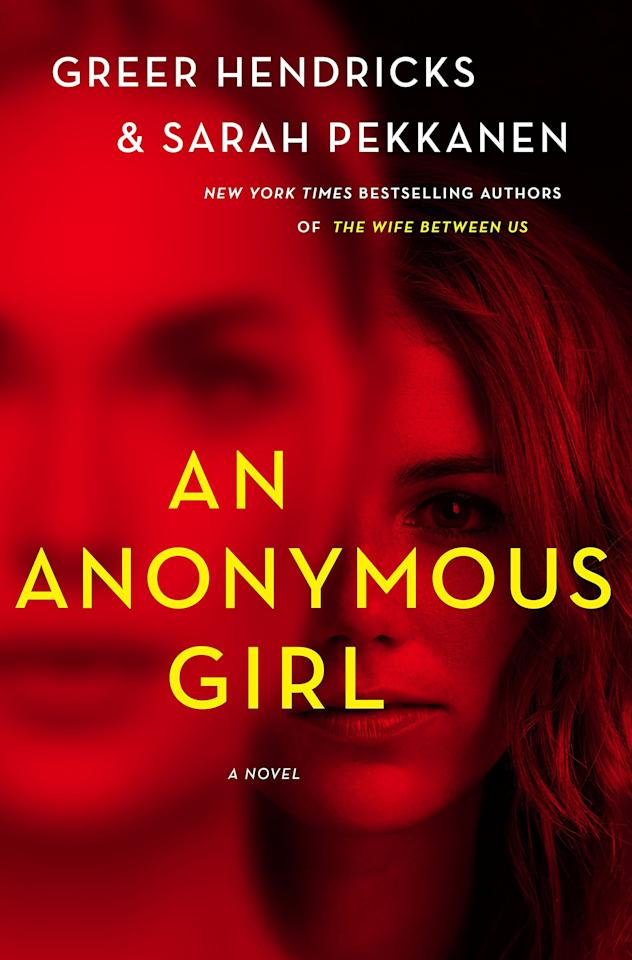 """<p>Written by the same authors who brought us <strong>The Wife Between Us</strong>, Greer Hendricks and Sarah Pekkanen, <strong><a href=""""https://www.popsugar.com/buy?url=http%3A%2F%2Fwww.amazon.com%2FGirl-Greer-Hendricks%2Fdp%2F1250133734&p_name=An%20Anonymous%20Girl&retailer=amazon.com&evar1=buzz%3Aus&evar9=45748981&evar98=https%3A%2F%2Fwww.popsugar.com%2Fentertainment%2Fphoto-gallery%2F45748981%2Fimage%2F45748982%2FAnonymous-Girl&list1=books%2Creading%2Chorror%2Creading%20list%2Cbest%20of%202019&prop13=api&pdata=1"""" rel=""""nofollow"""" data-shoppable-link=""""1"""" target=""""_blank"""" class=""""ga-track"""" data-ga-category=""""Related"""" data-ga-label=""""http://www.amazon.com/Girl-Greer-Hendricks/dp/1250133734"""" data-ga-action=""""In-Line Links"""">An Anonymous Girl</a></strong> tells the story of a woman who agrees to take part in an ethics psychological study as a test subject, and though she's hoping just to make some easy money, she instead finds herself no longer able to distinguish between what is real and what is part of the experiment. </p>"""