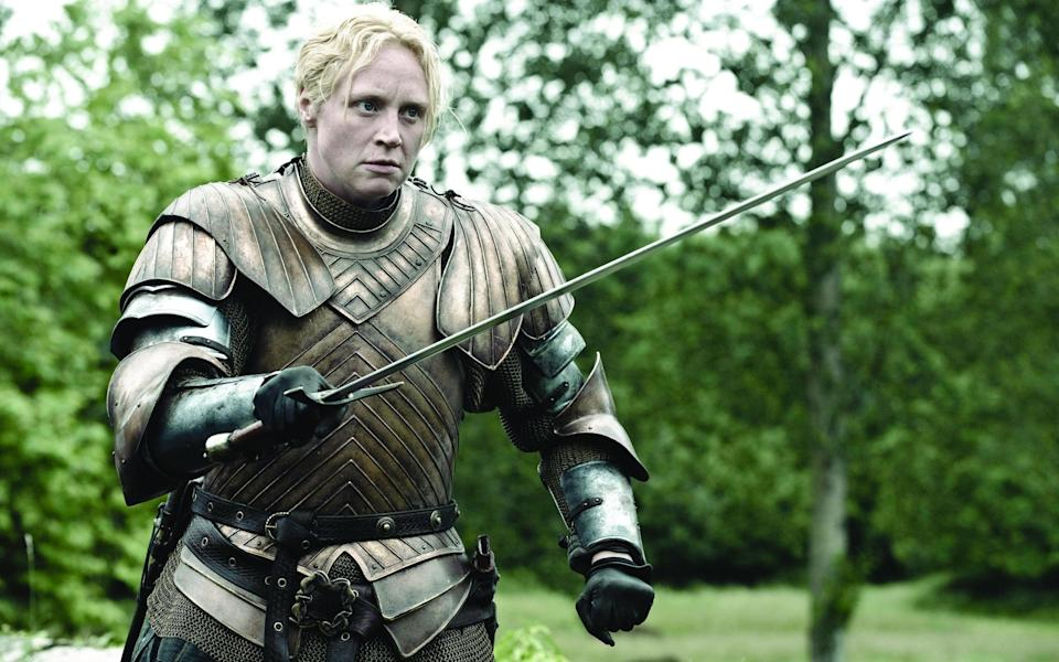I'm just going to put it out there – Brienne of Tarth is a feminist icon.