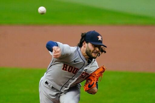 Gonzales Shuts Down Astros, Mariners Roll To 6-1 Victory