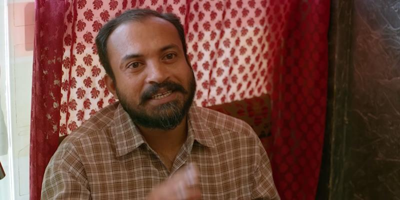 Soubin Shahir in 'Kumbalangi Nights' (Photo: Screenshot)