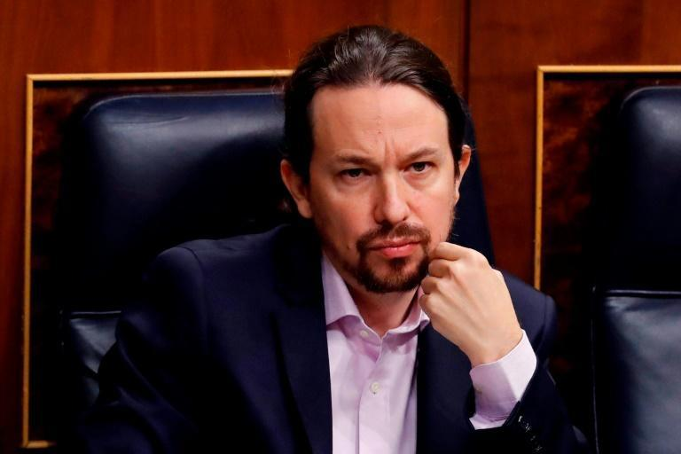 Podemos leader Pablo Iglesia has irritated the Socialists with his claim that Spain lacks democratic normality'
