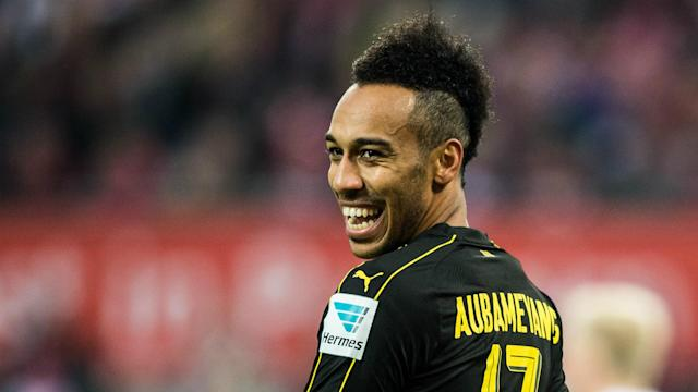 With Chelsea reportedly bidding €70million to buy Dortmund forward Pierre-Emerick Aubameyang, Peter Bosz accepts speculation will continue.