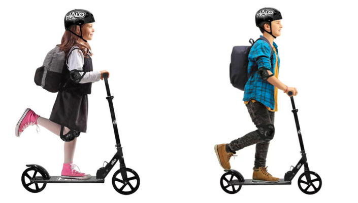 The Halo is the hot scooter for kids — adults, too! (Photo: Walmart)