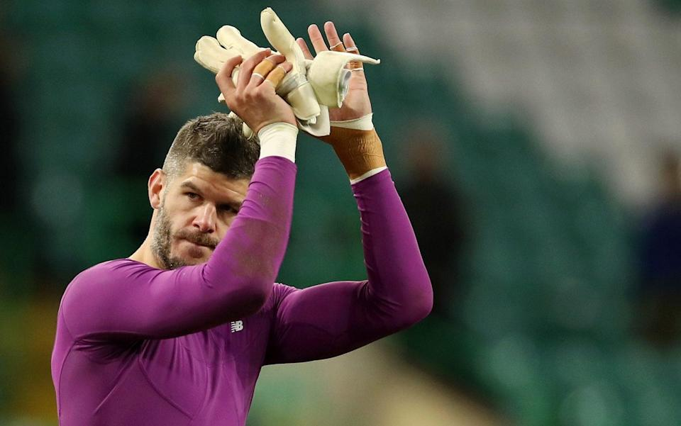 Southampton did not include a recall clause in Fraser Forster loan contract with Celtic - Getty Images Europe
