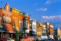 <p>Even though this midwest town is quaint and quiet during the majority of the year, it totally transforms in May for the annual Tulip Time Festival. To honor their dutch culture, they transform the streets into the Netherlands and host an epic parade.</p>