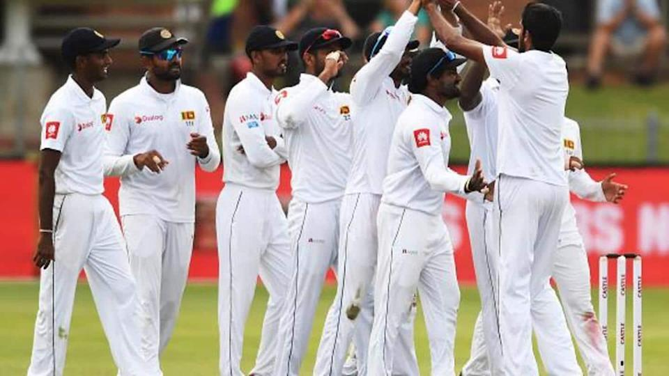 Sri Lanka set to tour South Africa for two-Test series