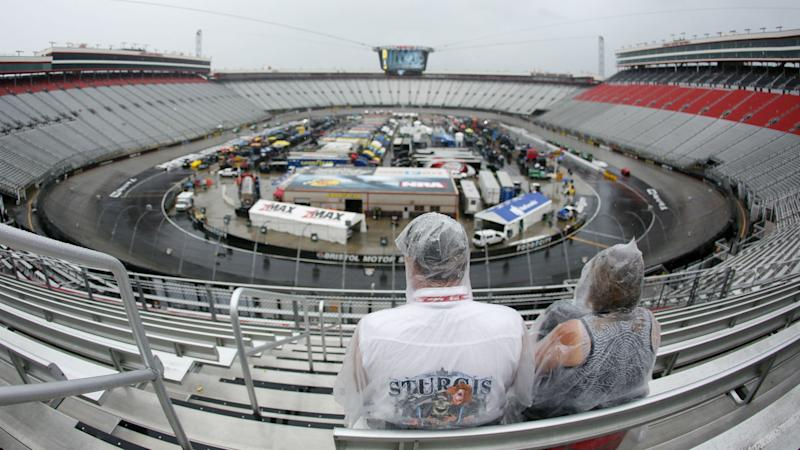 NASCAR moves up start time of Bristol Cup race