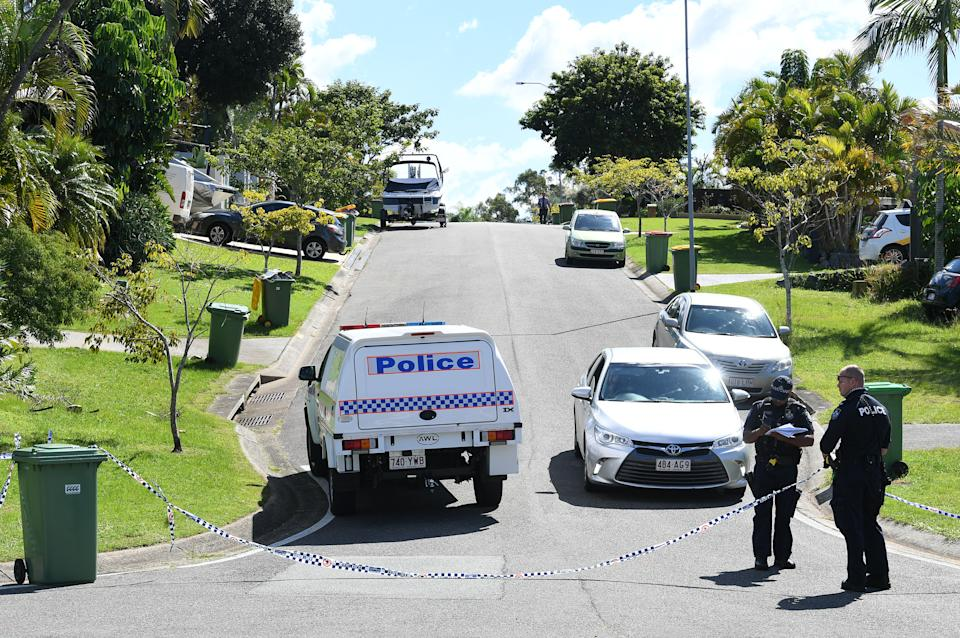 Kelly Wilkinson's body was found at home on the Gold Coast on Tuesday morning. Source: AAP