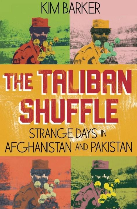 Barker's book was named after a playlist she had on her iPod while in Afghanistan and Pakistan.