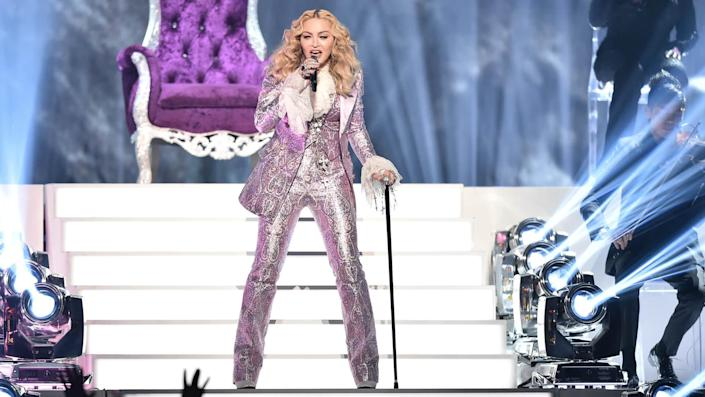 <ul> <li><strong>Net worth: </strong>$570 million, according to Forbes</li> </ul> <p>Madonna is the most successful female artist of all time, according to the Guinness World Records. She has released 15 studio albums in a career spanning nearly 40 years. Her concerts have grossed over $1.5 billion worldwide. She has a significant art collection that includes works by Picasso and Diego Rivera.</p> <p><small>Image Credits: Rob Latour / Shutterstock.com</small></p>