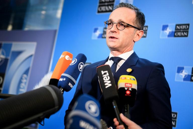 Germany's Foreign Minister Heiko Maas says ties with the US are 'complicated'