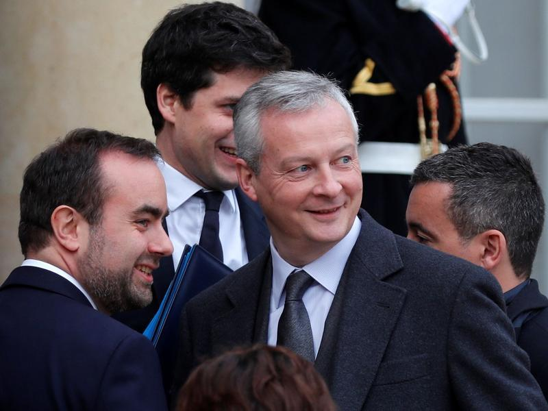 Bruno Le Maire repousse l'idée d'une suppression totale — Taxe d'habitation
