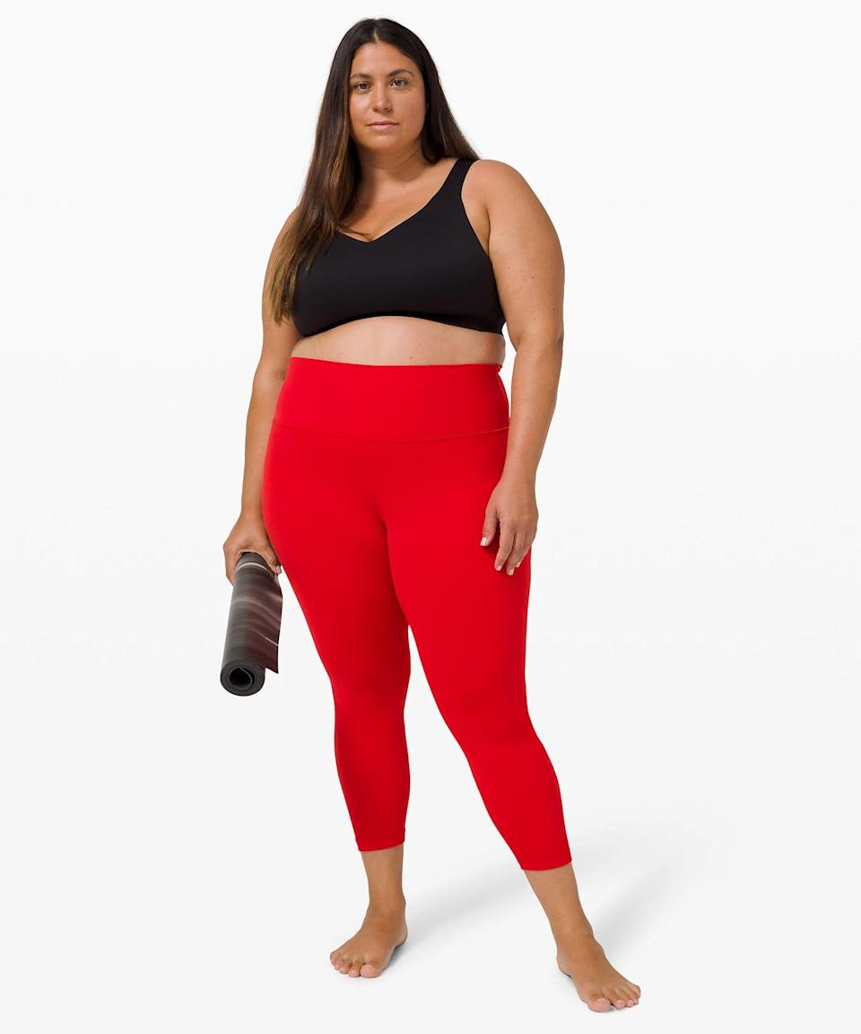 <p>The <span>Lululemon Align Pant II</span> ($98) are a cult-favorite for a reason. They're so buttery soft, you'll find yourself doing laundry just to wear them again.</p>