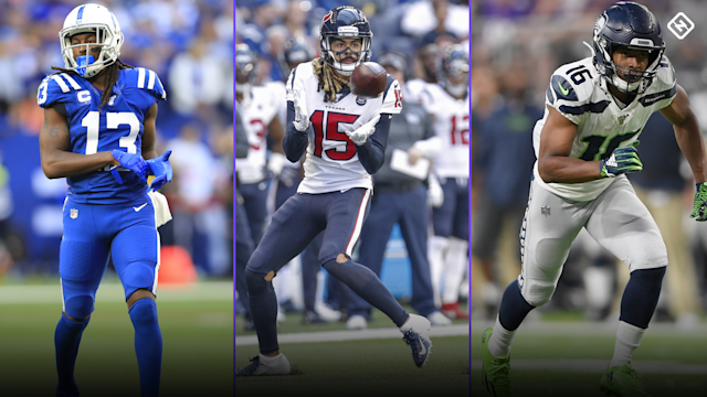 Fantasy Injury Updates: T.Y. Hilton, Will Fuller, Tyler Lockett, more impact Week 12 waiver pickups