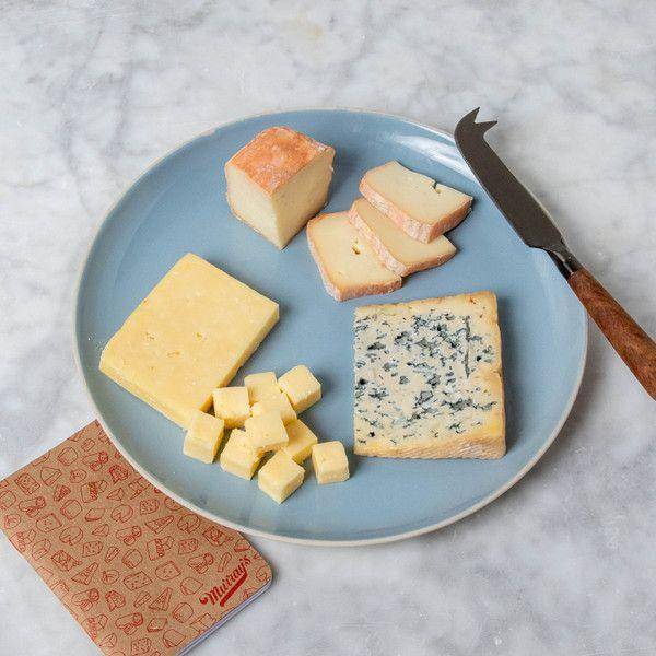 """<p><strong>Murray's</strong></p><p>murrayscheese.com</p><p><strong>$75.00</strong></p><p><a href=""""https://go.redirectingat.com?id=74968X1596630&url=https%3A%2F%2Fwww.murrayscheese.com%2Fcheesemongers-picks-of-the-month&sref=https%3A%2F%2Fwww.delish.com%2Fholiday-recipes%2Fchristmas%2Fg3831%2Fbest-food-gifts%2F"""" rel=""""nofollow noopener"""" target=""""_blank"""" data-ylk=""""slk:BUY NOW"""" class=""""link rapid-noclick-resp"""">BUY NOW</a></p><p>Who wouldn't want 3 half-pound cheeses sent to them every month? BFF of the year award goes to....you!</p>"""