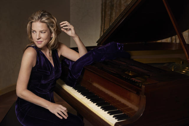 Diana Krall (Photo: Mary McCartney)