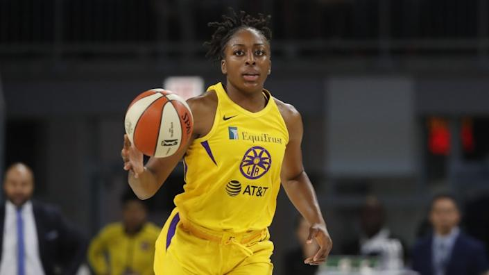 "Nneka Ogwumike <span class=""copyright"">(Associated Press)</span>"