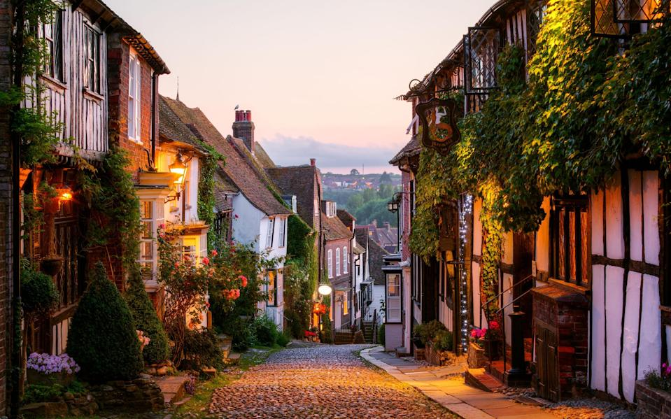 Charming Rye – a chance discovery one summer's evening - getty