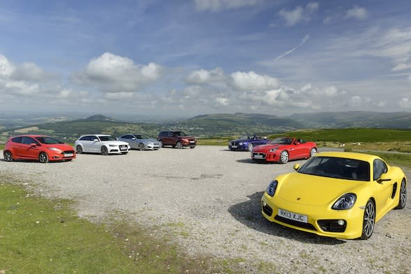AOL Cars' Road Test of the Year: Bentley Continental GTC Speed