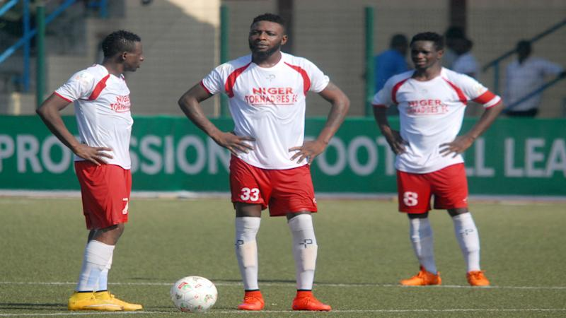 Niger Tornadoes can pick points anywhere, says Ifeanyi Okoye