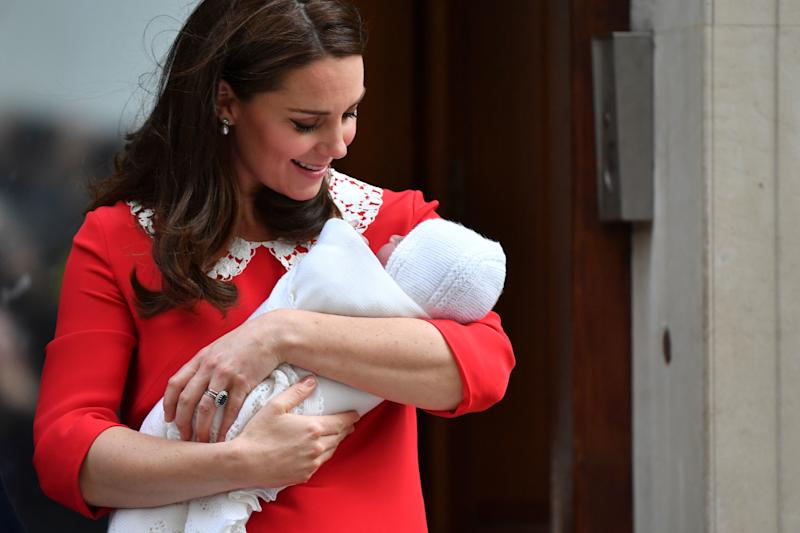 Kate Middleton Just Wrote a Rare Open Letter About Motherhood