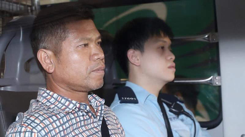 Mainland Chinese man who barged into Hong Kong courtroom with cleaver jailed for criminal damage
