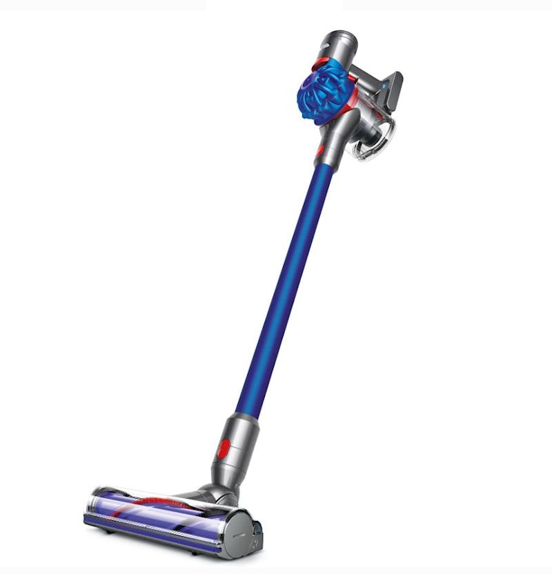 "This Dyson vacuum can easily go from stick to handheld mode, so you can finally reach those high (and dusty) places. It deep cleans carpets and hard floors and since it doesn't have a cord, you won't get stuck and tangled every couple of seconds.&nbsp;<a href=""https://fave.co/2OeDAKI"" target=""_blank"" rel=""noopener noreferrer""><strong>Originally $224, get it for $179 at Walmart</strong></a>. (Photo: Walmart)"