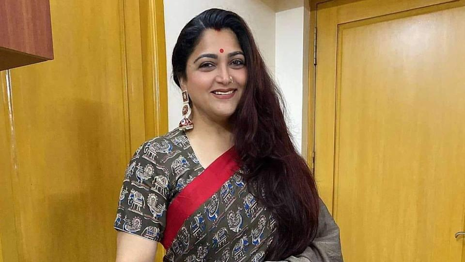 My father sexually and physically abused me, says Khushbu Sundar