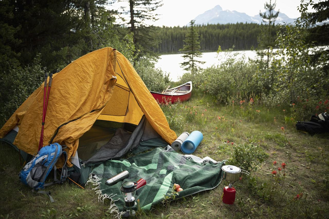 "<p>Just in time for Memorial Day weekend, REI's Anniversary Sale offers a ton of outdoor gear up to 30% off. The sale ends on May 27, so you have 10 days to shop for some of our editors' favorite products at <a href=""https://www.rei.com/"" target=""_blank"">REI.com</a> and <a href=""https://www.rei.com/rei-garage"" target=""_blank"">REI Outlet</a> for your next camping trip, hiking journey, or other outdoor adventures. </p><p>REI members can also save 20% on one other full-priced item with the coupon code ANNV19 in stores and online. And to really save during this sale, you can book an REI class or event and get 20% off with the code OUTSIDE19.</p>"