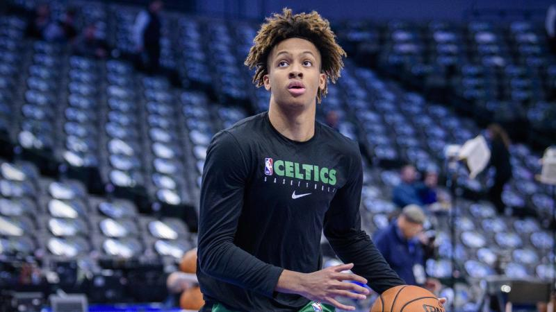 Romeo Langford will miss rest of Celtics season after wrist surgery