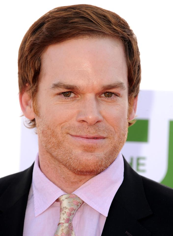 BEVERLY HILLS, CA - JULY 29:  Michael C. Hall arrives at the 2012 TCA Summer Tour - CBS, Showtime And The CW Party at 9900 Wilshire Blvd on July 29, 2012 in Beverly Hills, California.  (Photo by Steve Granitz/WireImage)