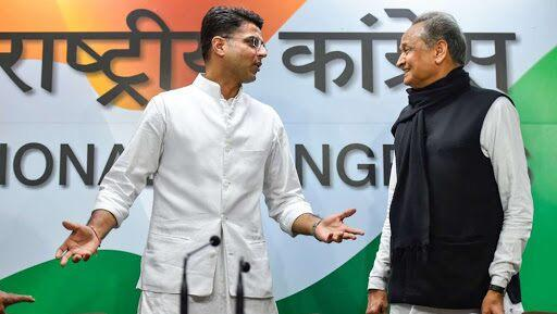 Rajasthan to Go MP Way? Congress Govt on Shaky Grounds Amid 'Gehlot-Pilot Power Tussle', All About The Political Crisis