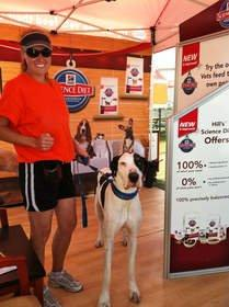 Hill's(R) Science Diet(R) 'Vets Know Best' Tour Gets Tails Wagging at Diamondbacks Games in Phoenix