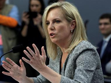 US Homeland Security boss Kirstjen Nielsen defends Trump Govt practice of separating immigrant families; says 'it happens everyday'