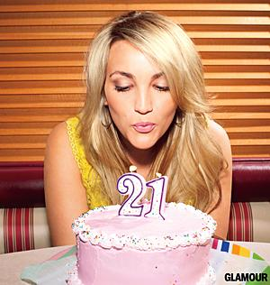 Jamie Lynn Spears turns 21 on April 4. Brian Finke/Glamour