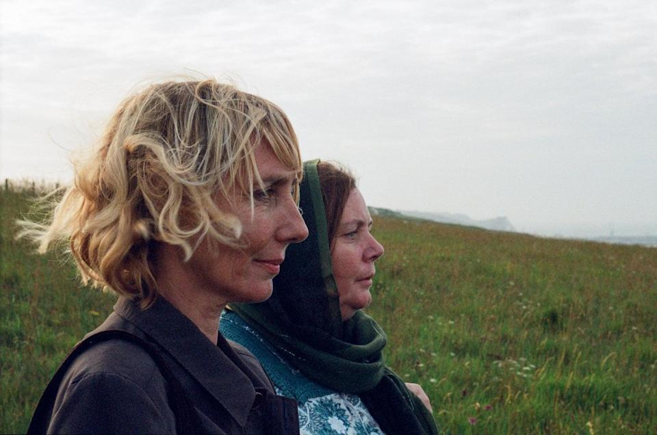 Nathalie Richard and Joanna Scanlan in After Love (hand out)