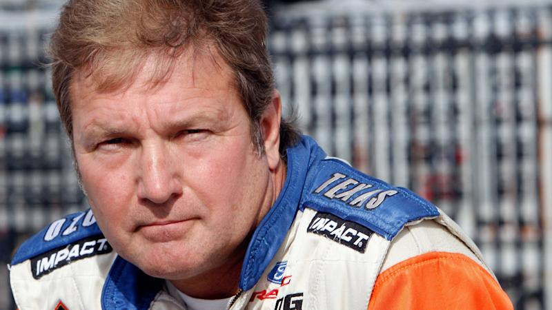 Former NASCAR driver tried to have sex with girl, 12