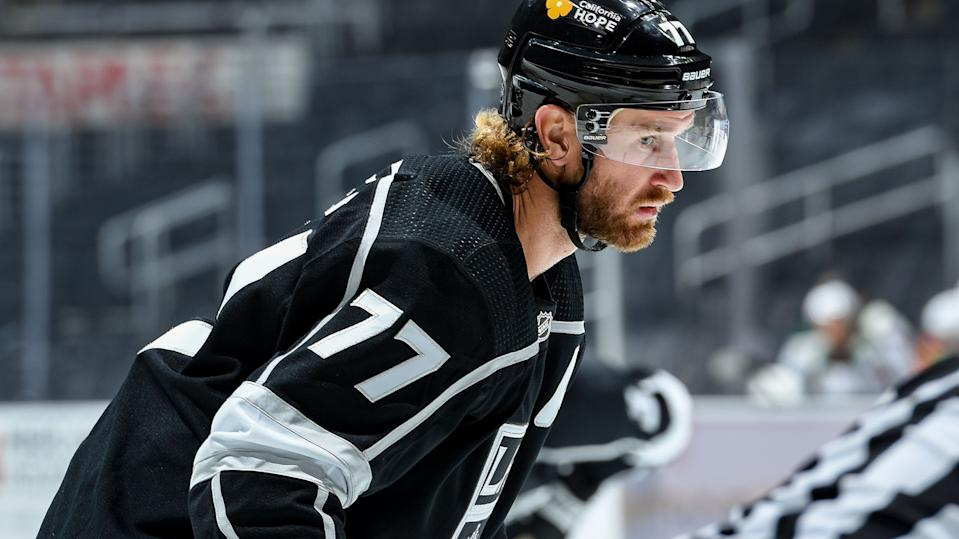 Jeff Carter should be more fantasy relevant in Pittsburgh. (Photo by Andrew D. Bernstein/NHLI via Getty Images)