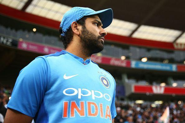 Rohit Sharma's captaincy was not quite up to the task