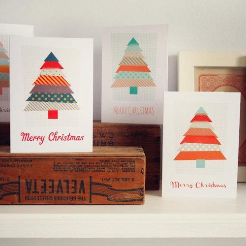 skip the store how to diy your holiday cards in 5 minutes. Black Bedroom Furniture Sets. Home Design Ideas